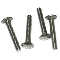 Carriage Bolts Manufacturer Taiwan, Stainless Steel Carriage Bolts